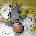 Photos: にーちゃんの寝相