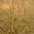 写真: 神側最後に居られるのはハヌマーン