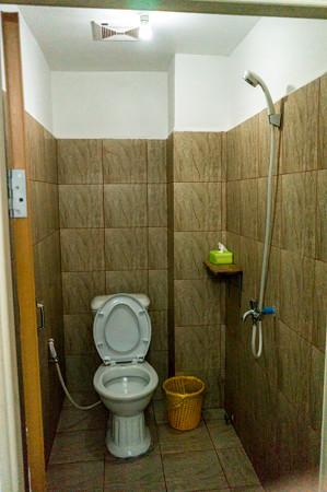シャワーは普通かな