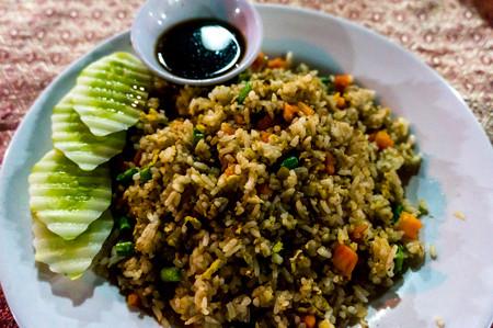 カンボジアチャーハン