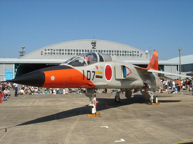 T2特別仕様機 #107〜岐阜基地航空祭にて