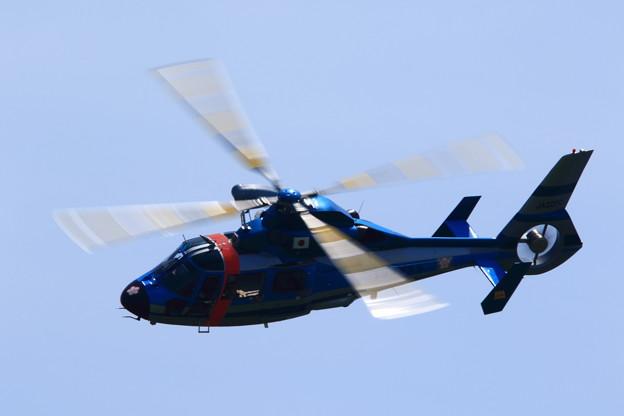 警察ヘリ2