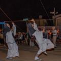 写真: 亡者踊り