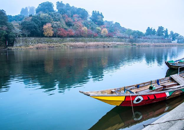 Photos: 球磨川と人吉城址