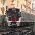 Photos: 西鉄二日市駅を出発する9000系 9504