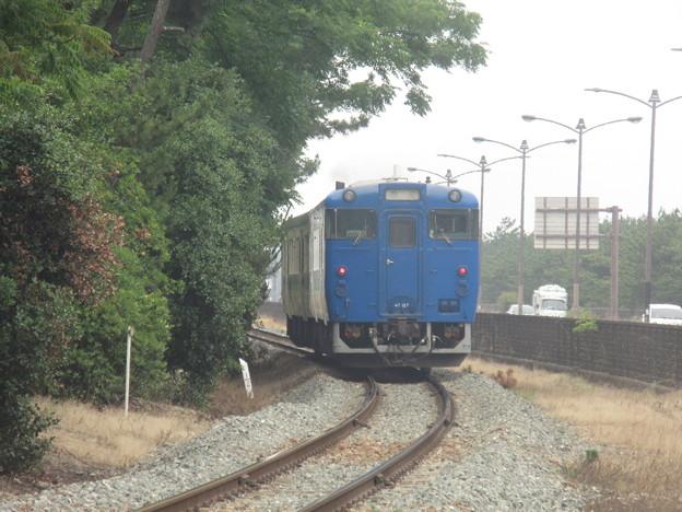 Photos: 香椎線キハ47の列車 2