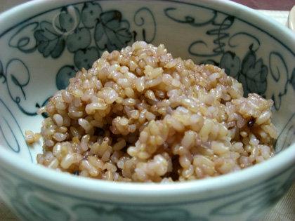 玄米ハチねこブレンド。