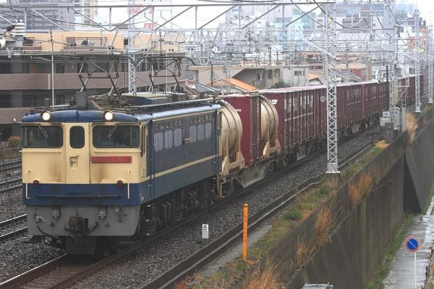 1093レ EF65 2139+コキ