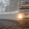 8860レ EF66 33+東京メトロ13000系13103F 7両