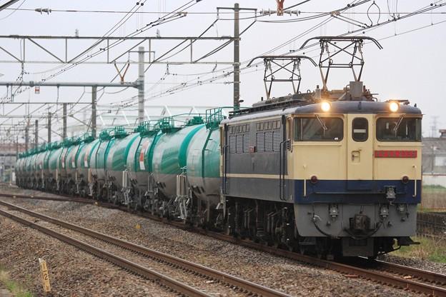 3092レ EF65 2139+タキ