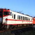 423D キハ40-592+キハ40-590