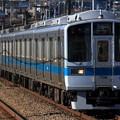 Photos: 7696レ 小田急1000形1756F 6両
