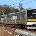 1374E 205系宮ハエ85編成 4両