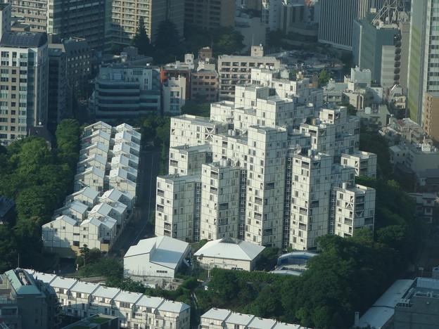 六本木ヒルズ52階より (港区六本木)