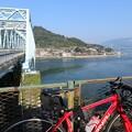 写真: とびしま(蒲刈大橋)