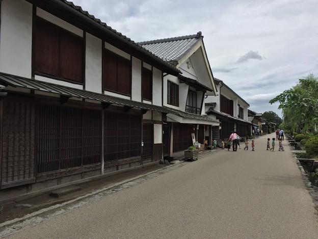 8月_海野宿 2