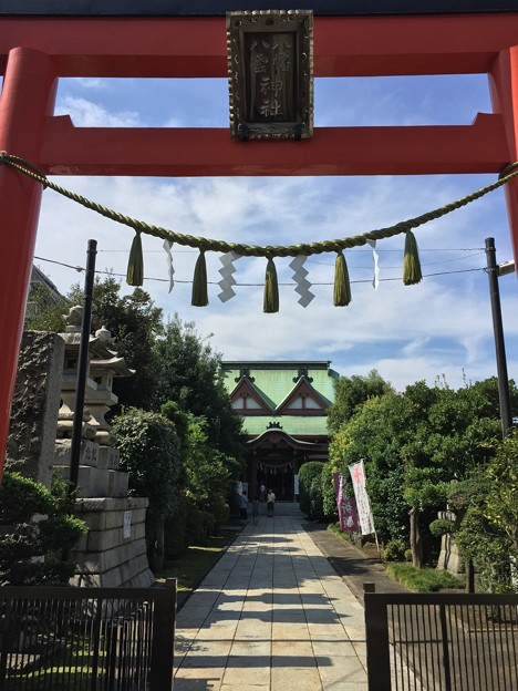10月_八幡八雲神社 1