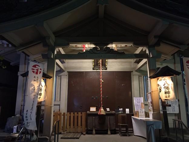 11月_ 銀杏岡八幡神社 1