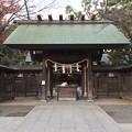 Photos: 12月_意富比神社 1