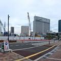 駅西高架北 交差点の手前 広島市東区二葉の里3丁目 2016年9月16日