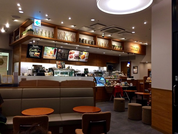TULLY'S COFFEE タリーズコーヒー広島段原店 広島市南区段原南1丁目 段原ショッピングセンター