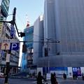 写真: 広島市南区松原町 カープロード 広島駅南口Cブロック 2016年2月10日