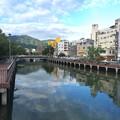 Photos: 堺川 花見橋 呉市中央3丁目 五月橋から 2016年8月27日