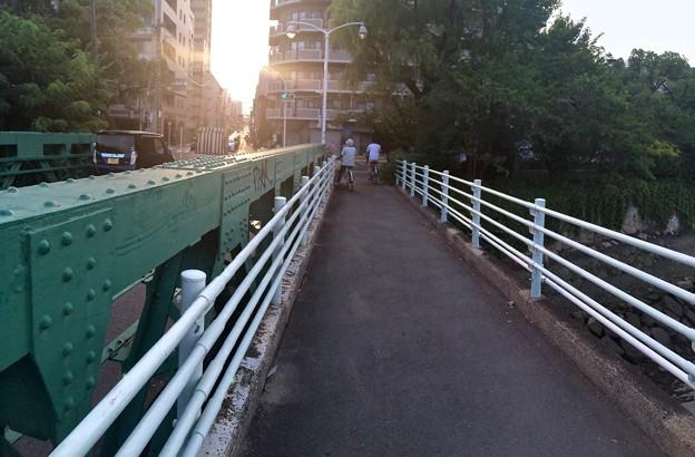 本川橋 広島市中区堺町 - 中島町 2016年8月7日