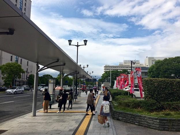 バス停 広島市