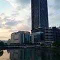 Photos: 荒神橋から広島駅南口Bブロック方向 2016年6月17日