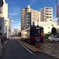 Photos: 広島電鉄 観音町電停 広島市西区観音町 TRAIN ROUGE トランルージュ 2017年11月12日