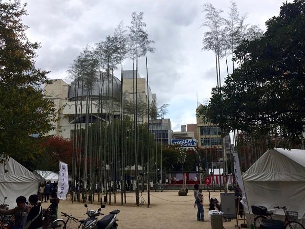 袋町公園 大イノコ祭り 広島市中区袋町 2017年11月4日