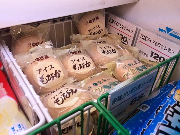 巴屋アイスもなか 広島市南区松原町 ユアーズLIVIアッセ店 2017年9月19日