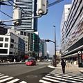 猿猴橋町交差点 広島市南区猿猴橋町 2018年1月20日