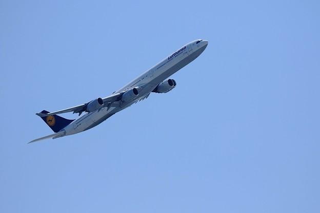 写真: ルフトハンザ ドイツ航空