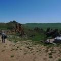 モンゴル 13世紀村