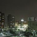 Photos: 栗東の雪の夜(20110214)