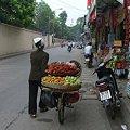 写真: NgocHa の果物売り