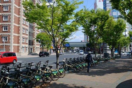 A-2 広島駅南口第三駐輪場前サイクルポート