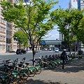 写真: A-2 広島駅南口第三駐輪場前サイクルポート