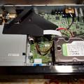 写真: RD-BZ800の内部