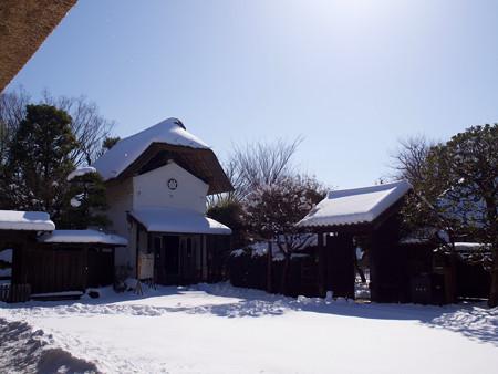 旧秋山家土蔵