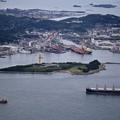 写真: 巌流島の戦い