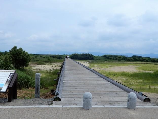 流れ橋 (1)