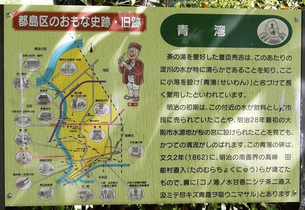 青湾の碑 (3)