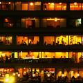 Photos: 料亭での一夜