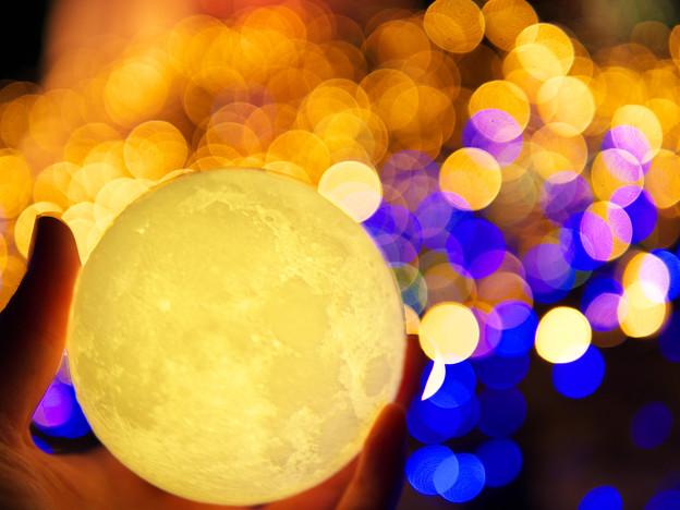 カレッタの月