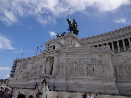 ヨーロッパ横断鉄道旅行−第10弾(フィレンツェ→ローマ)(10)