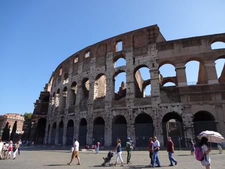ヨーロッパ横断鉄道旅行−第10弾(フィレンツェ→ローマ)(8)