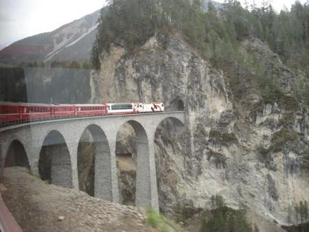 ランドヴァッサー橋(2)